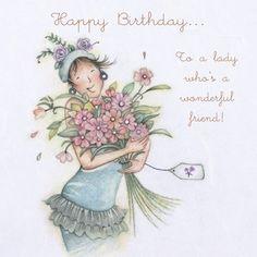 Birthday Ecards for Females
