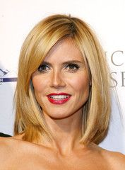 Medium Length Straight Hairstyles For Square Faces - From zimbio.com