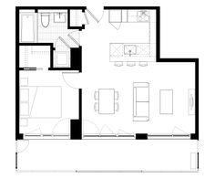 Plans des condos : phases 1,2,3 | Lowney sur Ville