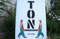 TON by Taro Miura: Book of the Week GIVEAWAY