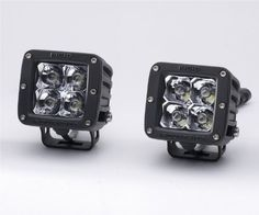 """Rigid Industries 20221 Dually Spotlight, (Set of 2) Rigid Industries,http://www.amazon.com/dp/B006H33ZU6/ref=cm_sw_r_pi_dp_ccvRsb1Z5Y9NCCGV Retails about $189, but I've seen it for $169 on Amazon. Remember to type: """"shop42a.com"""" in the address bar before buying anything on Amazon - purchases benefit CalGuns Foundation, fighting for the 2nd Amendment in CA"""