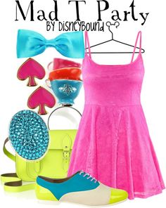 """""""Mad T Party"""" by lalakay ❤ liked on Polyvore"""