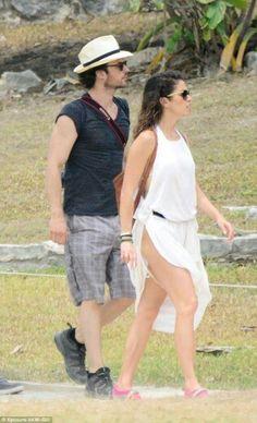 Ian & Nikki in Mexico