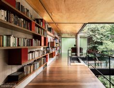 shelving, blah blah, balcony, blah blah - both good, obviously - but the floor, holy cow. Laid horizontally rather than vertically, expanding the space and drawing the eye to the focal point - hello windows! - and the mix of tones: wow.
