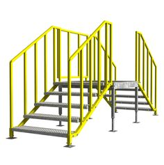 Best 7 Best Portable Stairs Images On Pinterest Metal Stairs 400 x 300