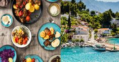 Prepárate algo de cenar y te diremos cómo serían tus vacaciones soñadas Dinner Table, Dream Vacations, Quizzes, Buzzfeed, Decir No, Dreaming Of You, Table Settings, Dinner, Vacations