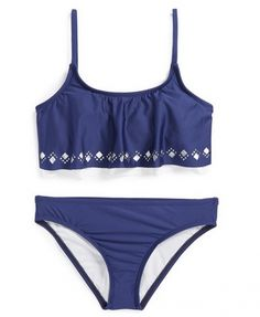 12 two-piece swimsuits for girls hold the hoochie stuff. - Swim Suit Outfits - Ideas of Swim Suit Outfits - Gorgeous Splendid Kids two-piece swimsuit for girls at Nordstrom Cute Swimsuits, Cute Bikinis, Two Piece Swimsuits, Women Swimsuits, Swimsuits 2017, Kids Bathing Suits, Kids Suits, Floral Bikini Set, Summer Outfits