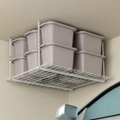 Ceiling Storage Rack Ceiling Storage And Storage Racks On