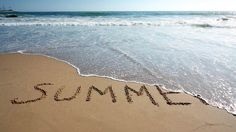SUMMER...@ the beach~
