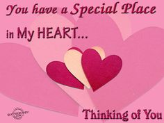 You Are Special Quotes Hearts