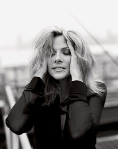 British born, Canadian bred New Yorker - Kim Cattrall
