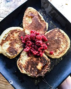 Knick knack pattywack- give me a 3 flapjack 🥞 . but when you love… When You Love, Give It To Me, Knick Knack, Fruit, Healthy, Recipes, Food, Recipies, Essen