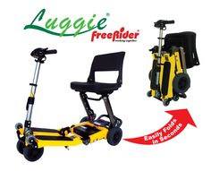 Luggie Mobility Scooter | Product Review