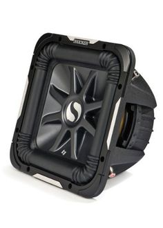 "Kicker 12"" Solo-Baric L7 Car Subwoofer 4 OHM DVC 11S12L74 by Kicker. $211.56. 12-in, Square Woofer 1500 Watts Peak Power (Inv Code: W04). (Inv Code: W04)"