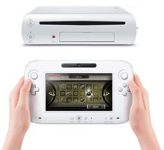 Nintendo Wii U: yes, I want one.