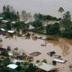 Misiones preocupante: hay 7.884 evacuados y 1.571 casas afectadas
