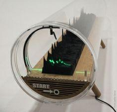 오바마 대통령연설을 3D 프린터로 재생시킨다. 아날로그적 감성과 디지털 기술의 긍정적인 만남!