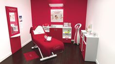 L'Institut de Beauté Expert Toddler Bed, Spa, Studio, Home Decor, Positive Thoughts, Child Bed, Decoration Home, Room Decor, Studios