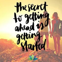 There are times when being too hesitant or careful can prevent us from moving closer to our goals.  Take the leap, take action!  #MeditationMonday #inspiration #motivation #entrepreneur #success #progress #goals