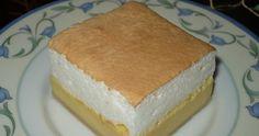 Myslím, že toto je pomerne známy koláč, recept nájdete v rôznych obmenách po celom internete ... moja mamina si priniesla tento recept z p... Czech Recipes, My Recipes, Ethnic Recipes, Party Desserts, Piece Of Cakes, Vanilla Cake, Tiramisu, Cheesecake, Food And Drink