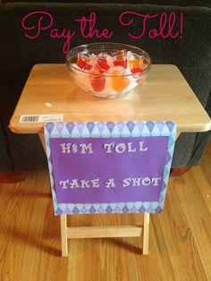 Hmmmm interesting!!! Unique Bachelorette Party Ideas   few unique DIY ideas for a spectacular ...   Bachelorette Party
