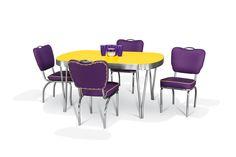 Chromcraft Retro Dining Table