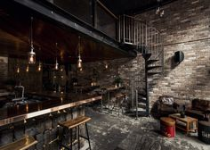 Donny's Bar by Luchetti Krelle