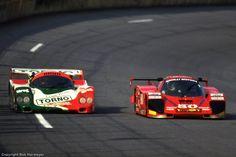 The Brun Motorsports Porsche 962 Daytona 1988
