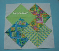 pacthaula quilt - block 7