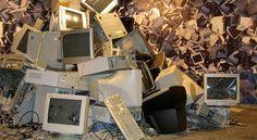 El mundo produjo más de 40 millones de toneladas de basura electrónica en 2014