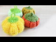 [ENG] 일반실뜨개, 코바늘 할로윈 호박, 할로윈 호박수세미, Crochet Halloween Pumpkin - YouTube Crochet Snowflake Pattern, Crochet Snowflakes, Crochet Scrubbies, Inca, Crochet Flowers, Dolls, Knitting, Hats, Bubble