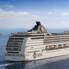 #MSC #Cruise Msc Cruises, Places To Travel, Cruises, Yachts, Travel Destinations, Holiday Destinations, Destinations
