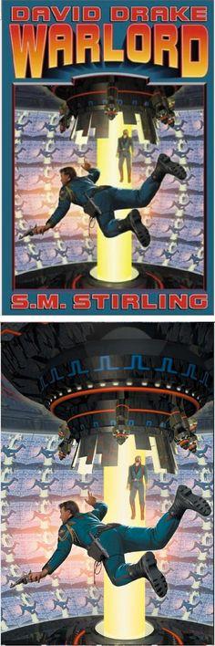 DAVID B. MATTINGLY - Warlord - David Drake & S.M. Sterling - 2003 Baen Books - cover by Amazon - print by baencd.freedoors.org