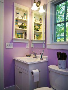 Harbinger- full bath next to kitchen | Tumbleweed Tiny House Company