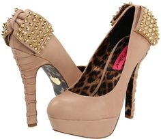 I'm about to go on a Betsy Johnson shoe frenzy O.o