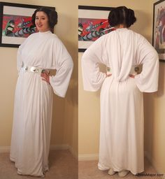 - AimeeMajor.com | Costume – Princess Leia – A New Hope Star Wars