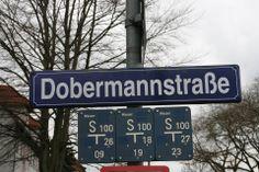 Dobermannstrasse, Apolda, Germany