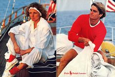 Cool And Chic: Mundo Ralph Lauren En Los 80