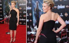Look do dia: Scarlett Johansson