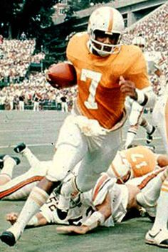 Country music superstar Kenny Chesney explores the struggle and legacy of his boyhood idol, former Tennessee quarterback Condredge Holloway. Tennessee Volunteers Football, Ut Football, Canadian Football League, Tennessee Football, University Of Tennessee, School Football, Football Players, Football Helmets, American Football