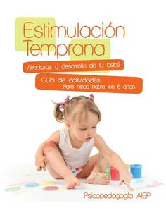 Cuadernillo estimulacion temprana by Guillermo Lopetegui - issuu Infant Activities, Educational Activities, 2 Month Old Baby, Baby Lernen, Romper Room, Baby Club, Professor, Montessori Toddler, Teacher Hacks