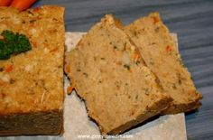Tasty Vegetable Loaf – From the Kitchens of WWII. Invented out of necessity and still a super tasty recipe for a meatless meal. Replace meat in meatloaf with mashed beans and vegetables.