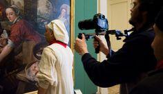 RIPRESE MUSEO DI CAPODIMONTE PER VIDEO EXPO 2015