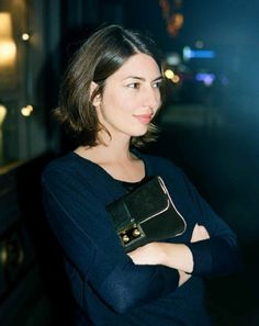 Sofia Coppola for Louis Vuitton.