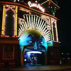 Luna Park entry at n