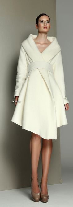 Dress/coat from Kamila Gawronska