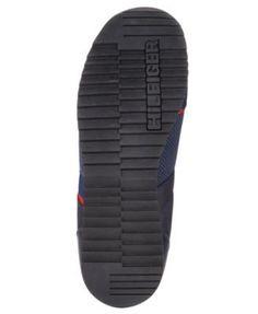 Tommy Hilfiger Men's Fallon Low-Top Sneaker - Blue 11.5