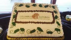 100th Anniversary cake.