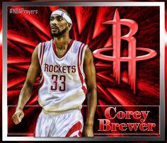NBA Player Edit - Corey Brewer