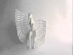 The Horse Marionette: created by using 3D printer